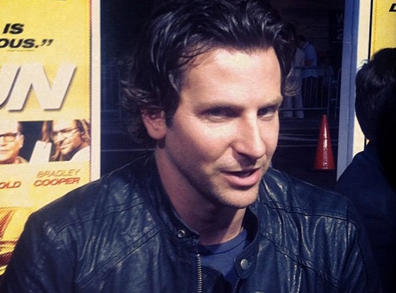 Bradley Cooper, Malkin Party Pics Instagrams