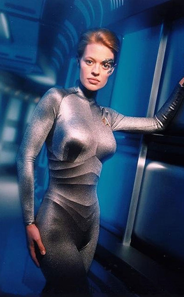 Jeri Ryan, Seven of Nine, Star Trek