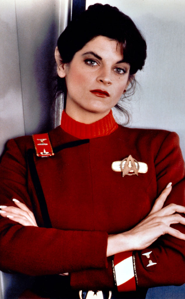 Kirstie Alley, Saavik, Star Trek