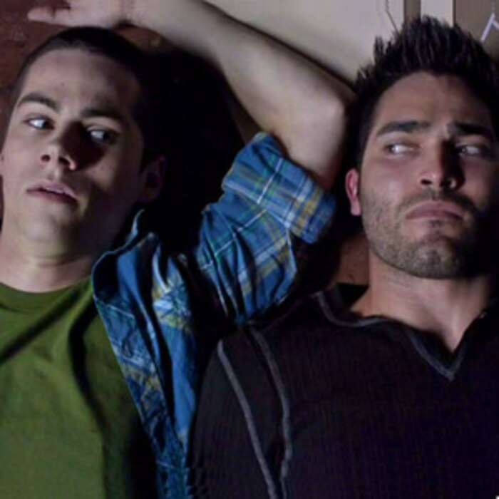 Tyler Hoechlin, Dylan O'Brien, Teen Wolf