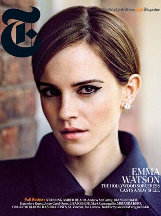 Emma Watson, New York Times Magazine