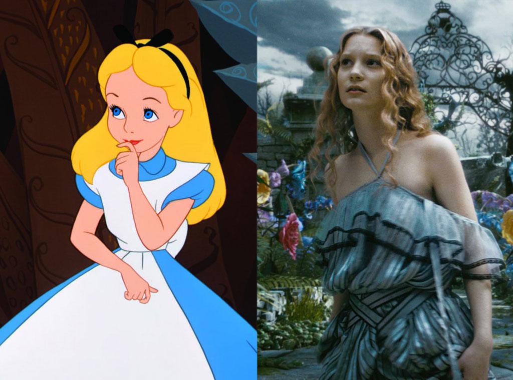 Movie Remakes, Alice in Wonderland