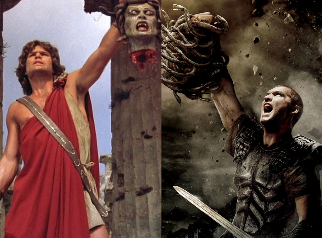Movie Remakes, Clash of the Titans