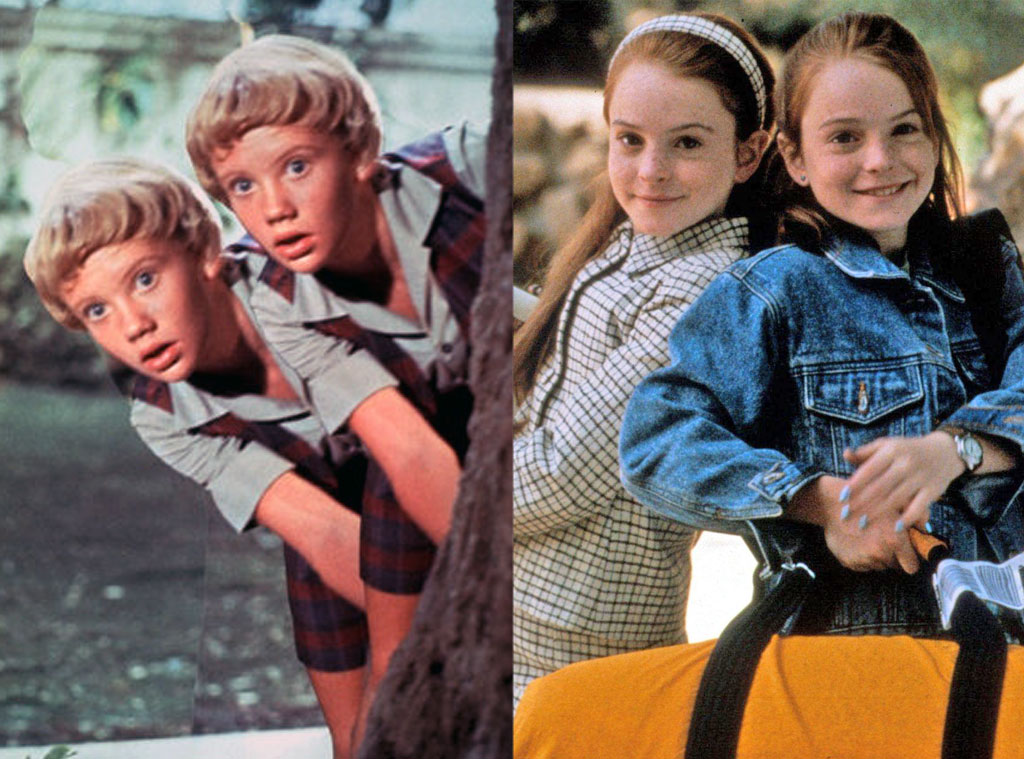 Movie Remakes, Parent Trap