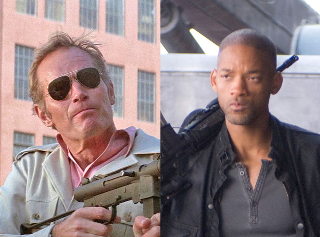 Movie Remakes, I Am Legend, The Omega Man