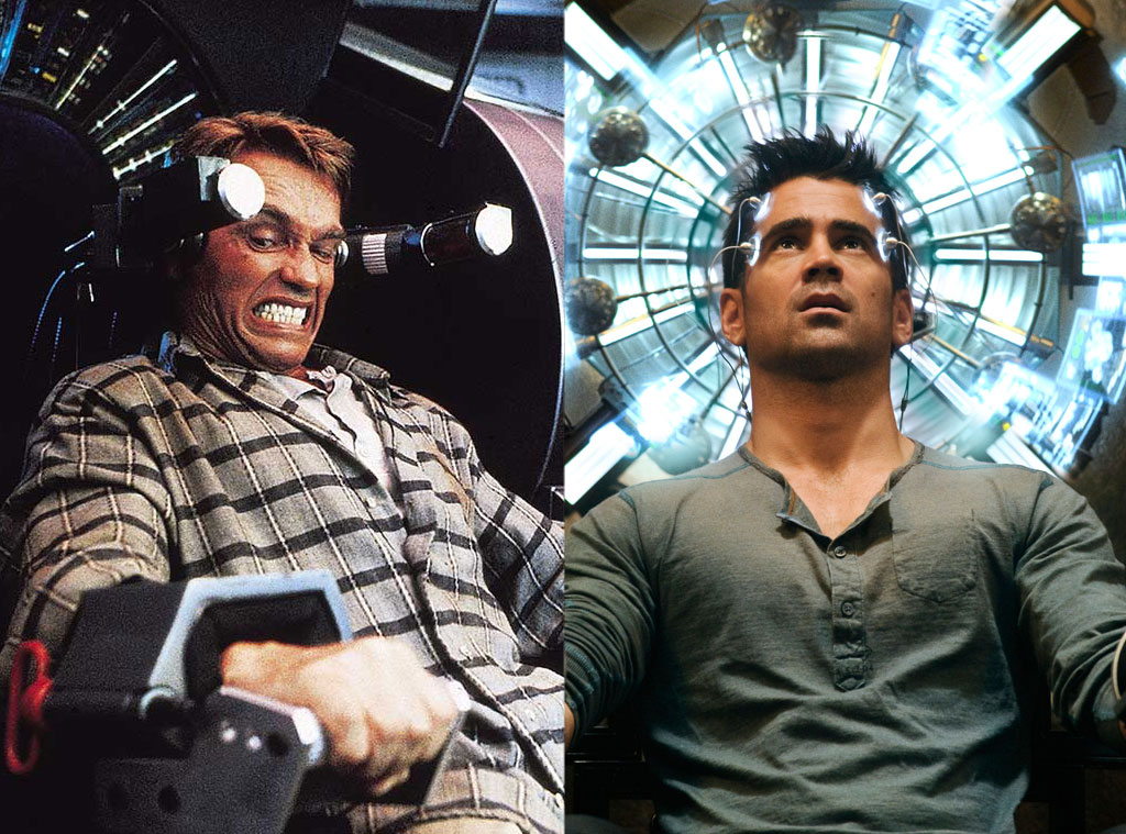 Total Recall (1990, 2012) from Movie Remakes | E! News