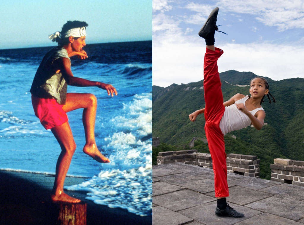 Movie Remakes, Karate Kid