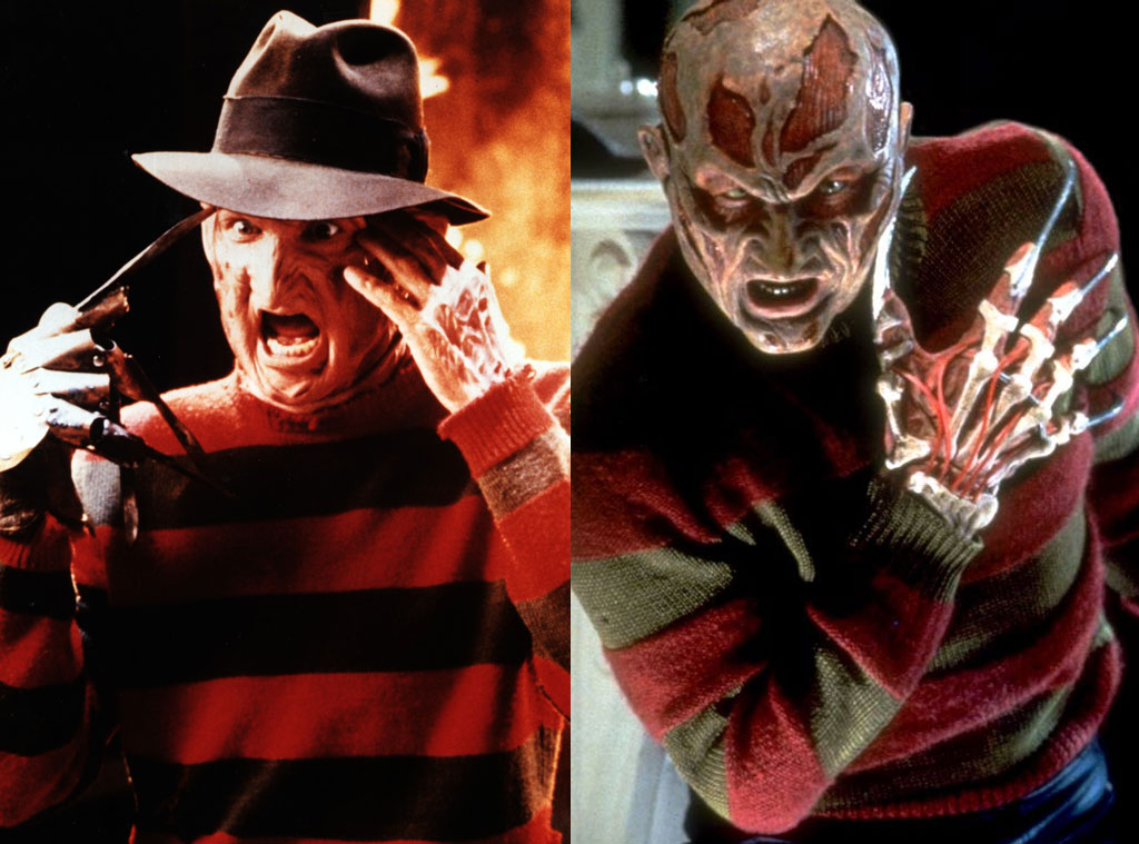 Movie Remakes, Nightmare on Elm St.