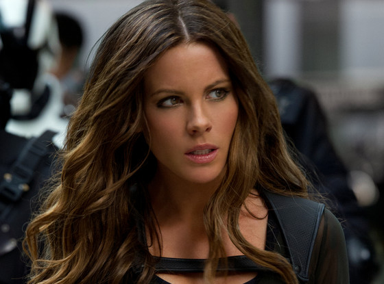 Kate Beckinsale, Total Recall
