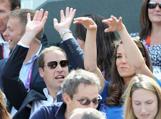 Prince William, Kate Middleton, Duke of Cambridge and Catherine, Duchess of Cambridge