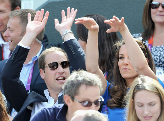 Prince William, Kate Middleton, Duke of Cambridge and Catherine, Duchess of Cambridge