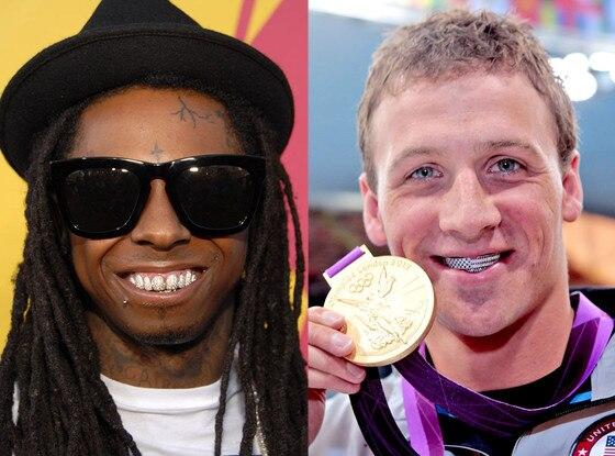 Ryan Lochte, Lil Wayne