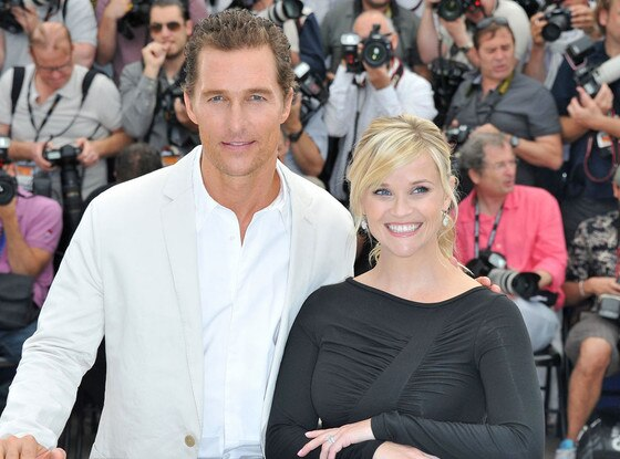 Matthew McConaughey, Reese Witherspoon