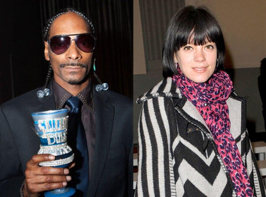 Snoop Dogg, Lily Allen
