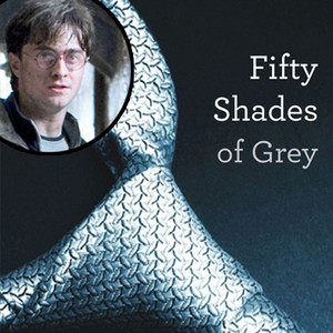 Fifty Shades of Grey, Harry Potter