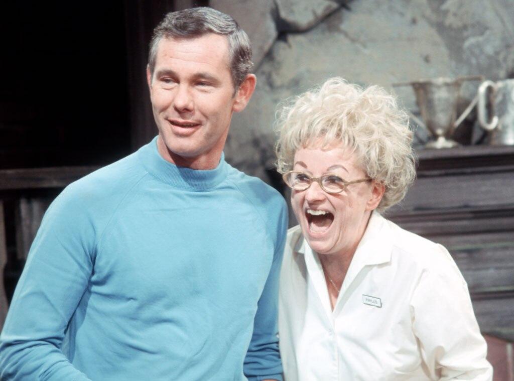 Phyllis Diller, Johnny Carson