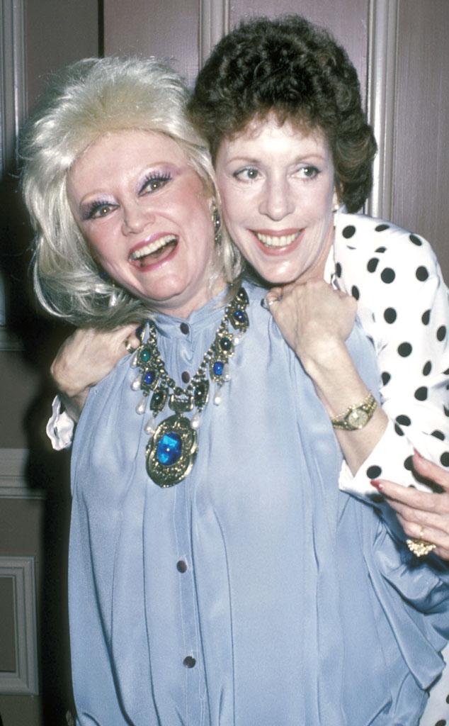 Phyllis Diller, Carol Burnett