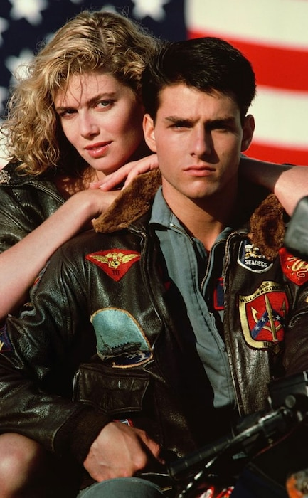 Top Gun, Tom Cruise