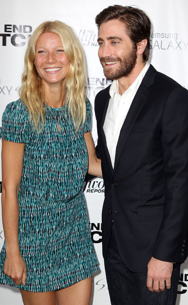 Gwyneth Paltrow, Jake Gyllenhaal