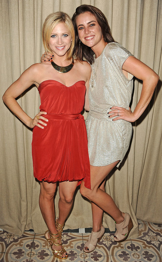 Brittany Snow, Jessica Stroup