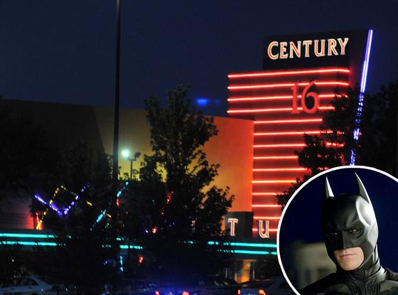 Dark Knight, Colorado Shootings