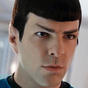 Zachary Quinto, Mr. Spock, Star Trek