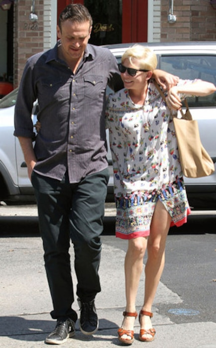 Michelle Williams, Jason Segel