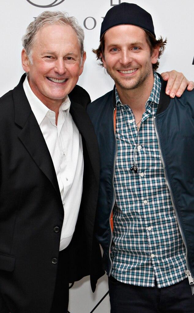 Victor Garber, Bradley Cooper