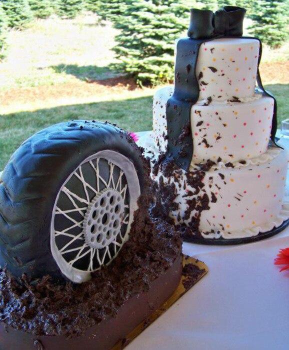 Tire Cake Soup X2