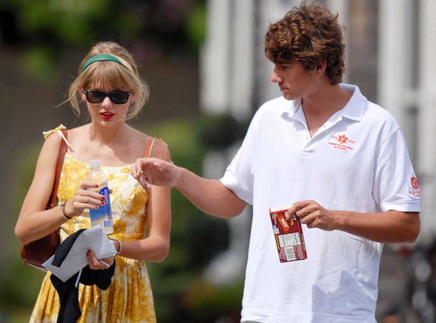 Conor Kennedy, Taylor Swift