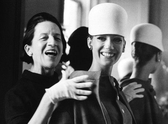 Diana Vreeland, Diana Vreelan: The Eye Has to Travel, Marissa Berenson