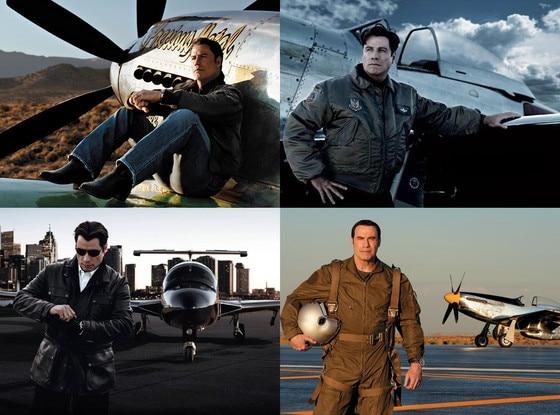 John Travolta, Breitling