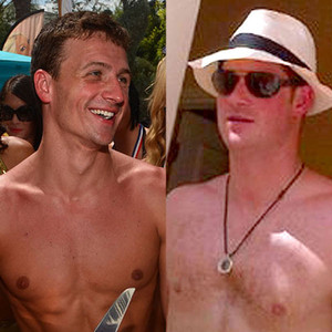 Prince Harry, Ryan Lochte