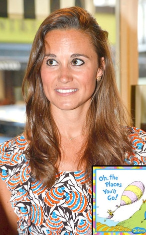 Pippa Middleton, Dr. Seuss