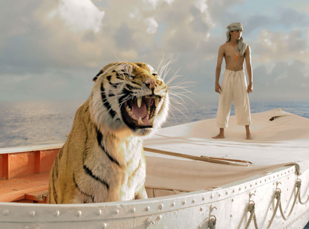 Suraj Sharma, Life of Pi