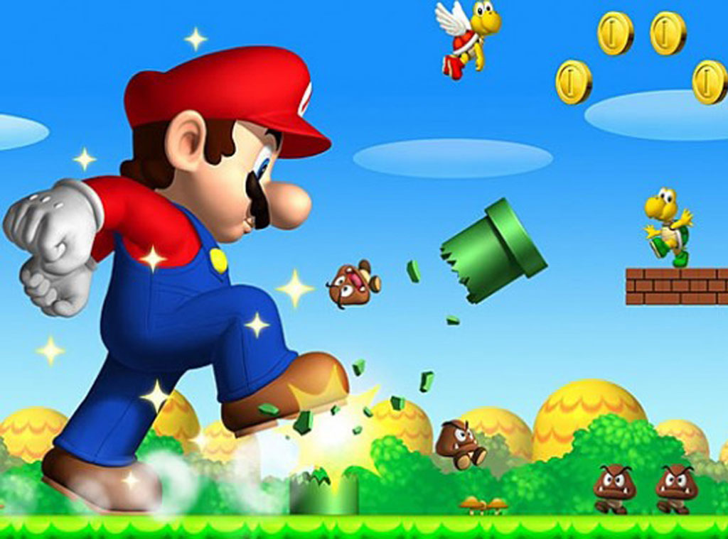 New Super Mario Bros. 2 on Nintendo 3DS XL