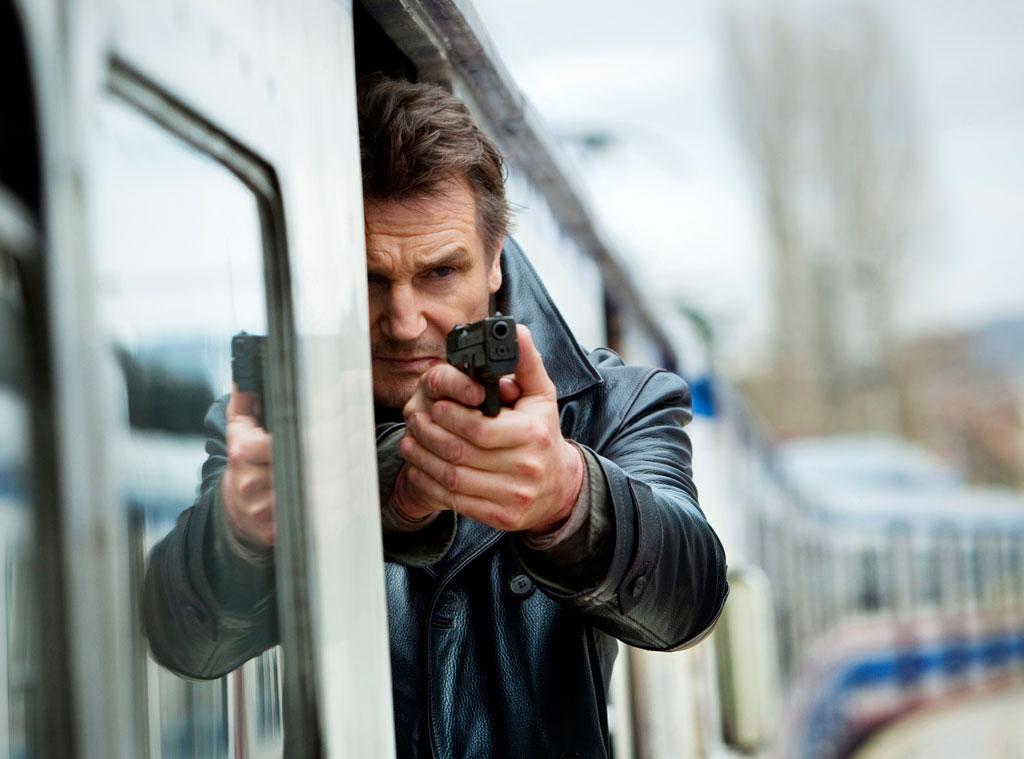 Taken 2, Liam Neeson