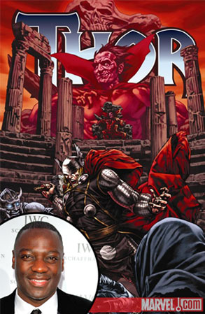 Thor, Adewale Akinnuoye-Agbaje