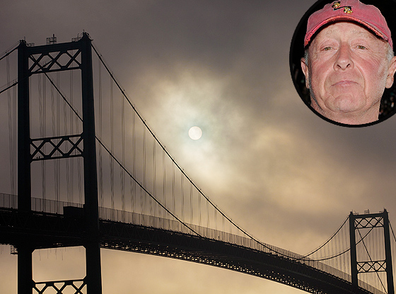 Tony Scott, The Vincent Thomas Bridge