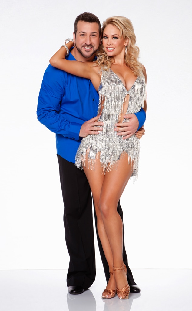 Joey Fatone, Kym Johnson, Dancing with the Stars All-Star