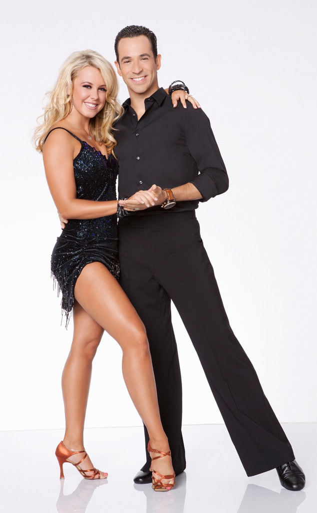 Helio Castroneves, Chelsie Hightower, Dancing with the Stars All-Star