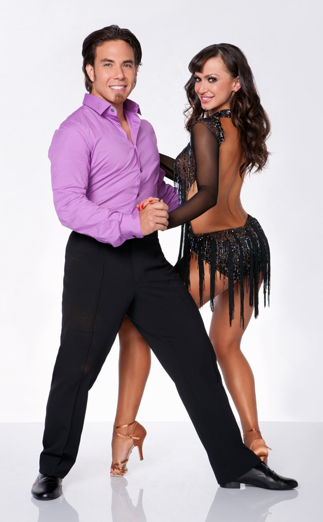 Apolo Anton Ohno, Karina Smirnoff, Dancing with the Stars All-Star