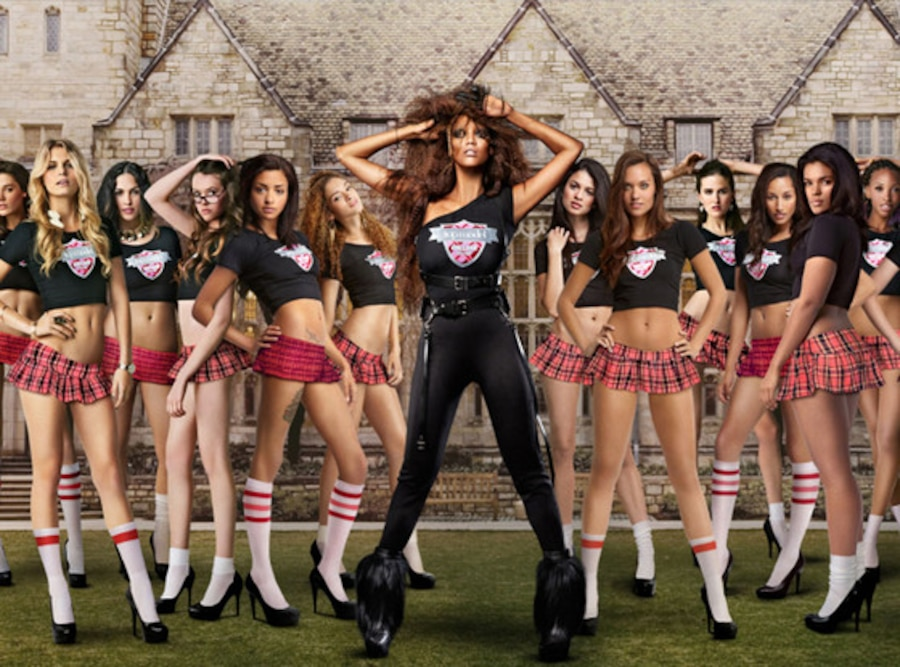 America's Next Top Model Cycle 19, College