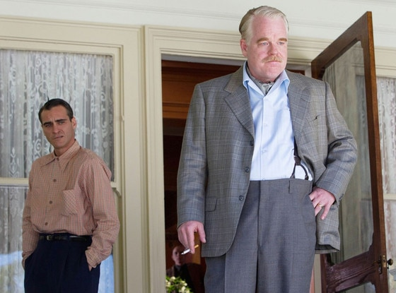 The Master, Joaquin Phoenix, Philip Seymour Hoffman