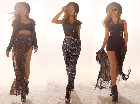 Beyonce, House of Dereon