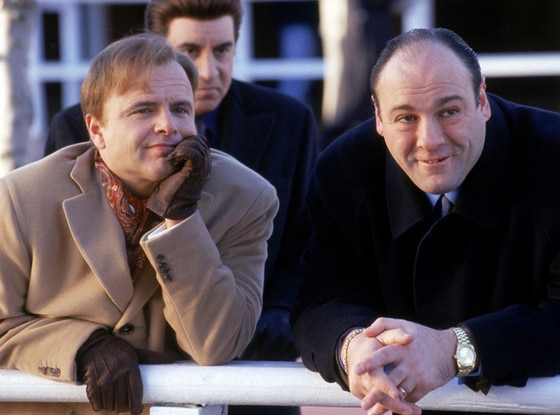 Joe Pantoliano , James Gandolfini, The Sopranos