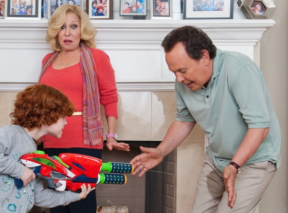 Billy Crystal, Bette Midler, Parental Guidance