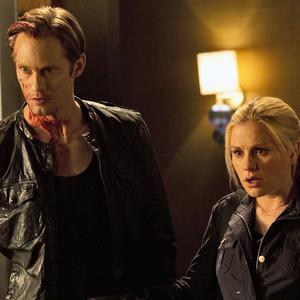 True Blood, Alexander Skarsgard, Anna Paquin