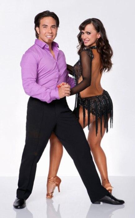 Apolo Anton Ohno, Karina Smirnoff, Dancing with the Stars All-Star