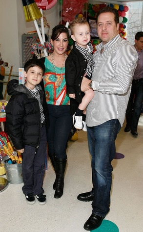 Jacqueline Laurita, Nicholas Laurita, Chris Laurita, Christopher Laurita